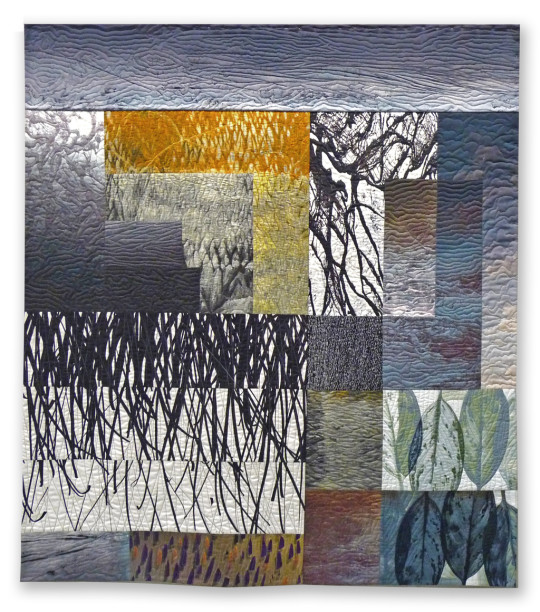 Michael James: Each of these leaves, 2015